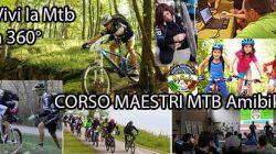 Corso Maestri Mtb dal 5-8/4 Bassano (VI) oppure dal 28/4-1/5 Urbino (PU)