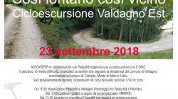 """23/09/2018 Cicloescursione Valdagno Est """"così lontano così vicino"""""""