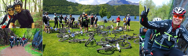 Contatta i nostri Maestri e Accompagnatori di mountain bike