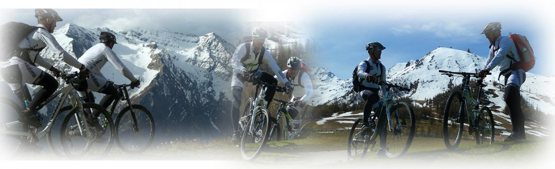 Tour e Eventi in tutta Italia con Cicloguide, Accompagnatori e Maestri di Mountain Bike